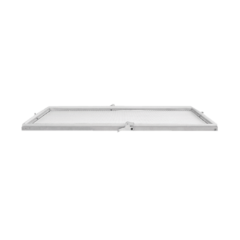 Ceiling diffuser for a suspended ceiling