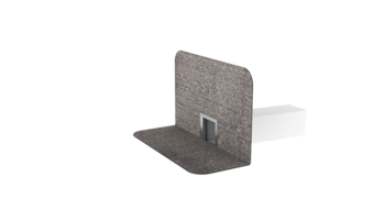 Squared through wall outlets with integrated bitumen sleeve