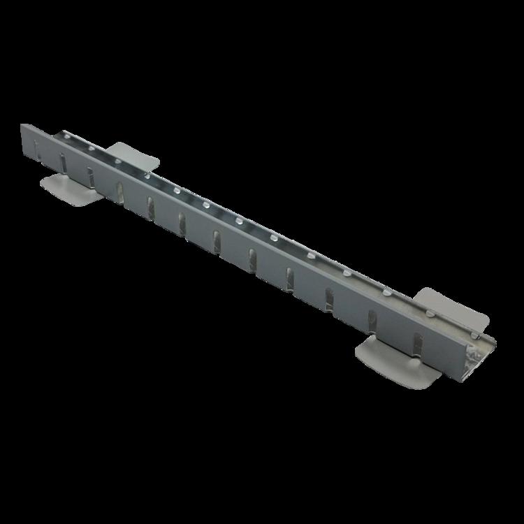 Edge divider – plastic-coated metal sheet