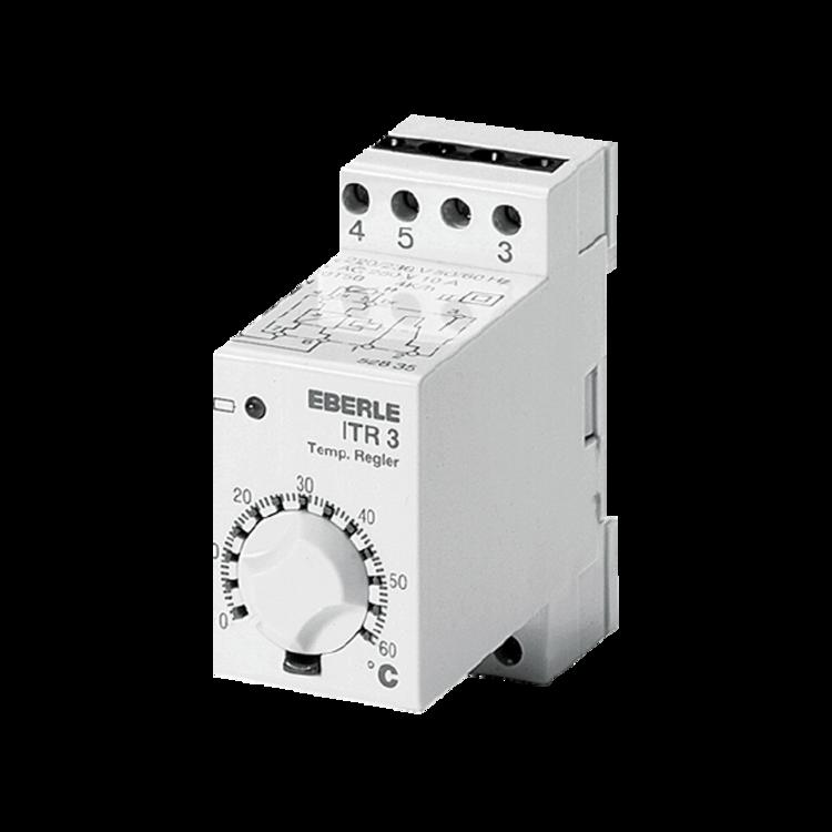 Universal internal electronic thermostat